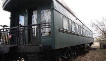1894 Private Pullman Palace Car