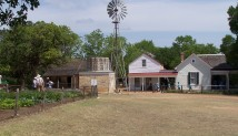 Lyndon B. Johnson State Historical Park Sauer-Beckmann Living History Farm 1