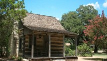 Town Creek Log Cabin