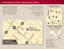 Fredericksburg Texas Visitor Information Center