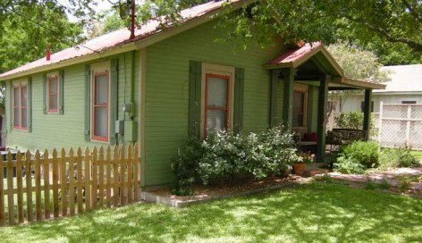 Agape Cottages &#8211; Front &amp; Back Houses