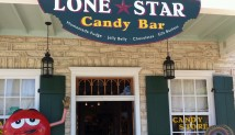 Lone Star Candy Bar
