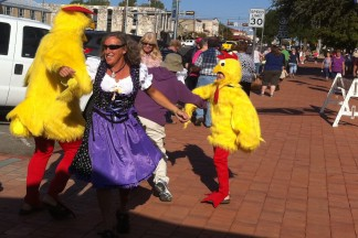 Crowd Favorites at Oktoberfest in Fredericksburg